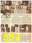 1949 Sears Spring Summer Catalog, Page 553