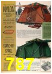 1964 Sears Spring Summer Catalog, Page 787