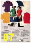 1976 Sears Fall Winter Catalog, Page 87