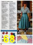 1986 Sears Spring Summer Catalog, Page 68