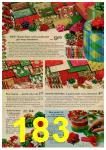 1967 Montgomery Ward Christmas Book, Page 183