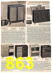 1957 Sears Spring Summer Catalog, Page 863