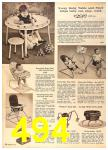 1960 Sears Fall Winter Catalog, Page 494