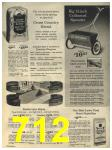 1965 Sears Fall Winter Catalog, Page 712