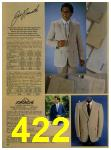 1984 Sears Spring Summer Catalog, Page 422