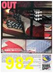 1989 Sears Home Annual Catalog, Page 982