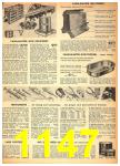 1949 Sears Spring Summer Catalog, Page 1147