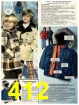 1978 Sears Fall Winter Catalog, Page 412