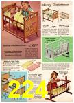 1966 Montgomery Ward Christmas Book, Page 224