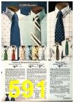 1975 Sears Fall Winter Catalog, Page 591