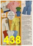 1979 Sears Spring Summer Catalog, Page 438