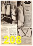 1972 Montgomery Ward Spring Summer Catalog, Page 208