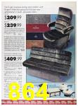 1989 Sears Home Annual Catalog, Page 864