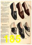 1960 Sears Fall Winter Catalog, Page 185