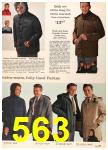 1960 Sears Fall Winter Catalog, Page 563