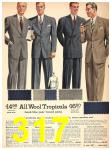 1942 Sears Spring Summer Catalog, Page 317