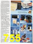 1988 Sears Fall Winter Catalog, Page 755