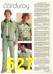 1975 Sears Fall Winter Catalog, Page 527
