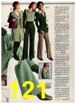 1974 Sears Fall Winter Catalog, Page 121