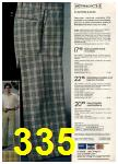 1981 Montgomery Ward Spring Summer Catalog, Page 335