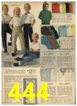 1962 Sears Spring Summer Catalog, Page 444