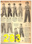 1942 Sears Spring Summer Catalog, Page 283