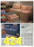 1989 Sears Home Annual Catalog, Page 424