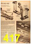 1964 Sears Spring Summer Catalog, Page 417