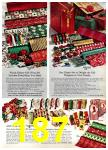 1966 Montgomery Ward Christmas Book, Page 187