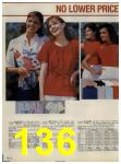 1984 Sears Spring Summer Catalog, Page 136