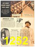 1940 Sears Fall Winter Catalog, Page 1252