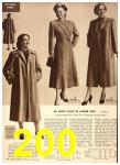 1949 Sears Spring Summer Catalog, Page 200