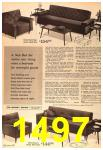 1964 Sears Spring Summer Catalog, Page 1497