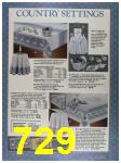 1988 Sears Spring Summer Catalog, Page 729