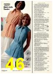 1974 Sears Spring Summer Catalog, Page 46