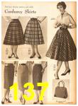 1958 Sears Fall Winter Catalog, Page 137