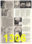 1971 Sears Fall Winter Catalog, Page 1306