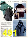 1983 Sears Fall Winter Catalog, Page 491