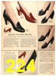 1956 Sears Fall Winter Catalog, Page 224