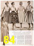 1957 Sears Spring Summer Catalog, Page 84