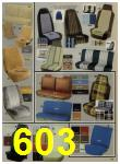 1984 Sears Spring Summer Catalog, Page 603