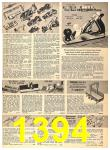1956 Sears Fall Winter Catalog, Page 1394