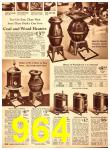 1940 Sears Fall Winter Catalog, Page 964