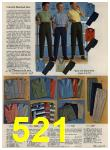 1965 Sears Spring Summer Catalog, Page 521