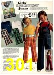 1974 Sears Spring Summer Catalog, Page 301