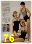 1984 Sears Spring Summer Catalog, Page 76