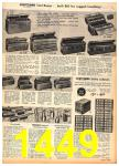 1958 Sears Fall Winter Catalog, Page 1449