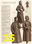 1956 Sears Fall Winter Catalog, Page 35