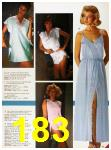 1986 Sears Spring Summer Catalog, Page 183