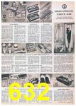 1957 Sears Spring Summer Catalog, Page 632